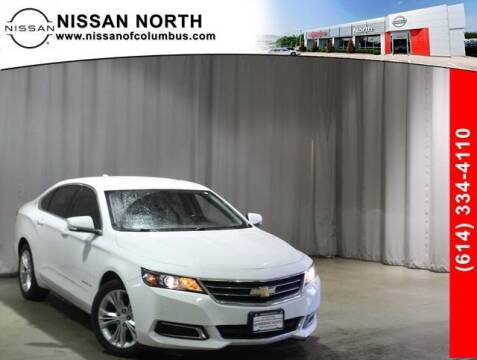 2015 Chevrolet Impala for sale at Auto Center of Columbus in Columbus OH