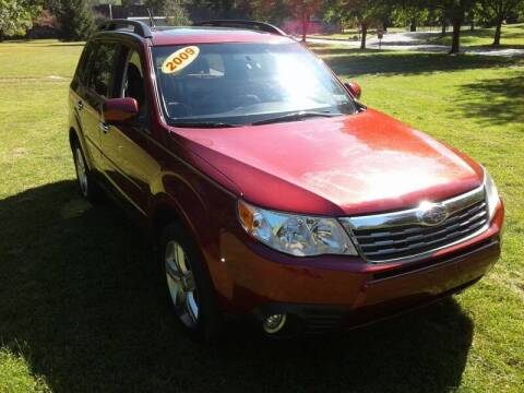 2009 Subaru Forester for sale at ELIAS AUTO SALES in Allentown PA