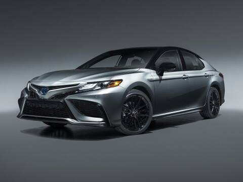 2021 Toyota Camry Hybrid for sale at Sam Leman Toyota Bloomington in Bloomington IL