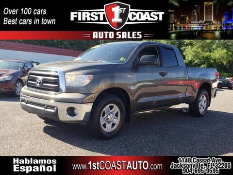 2013 Toyota Tundra for sale at 1st Coast Auto -Cassat Avenue in Jacksonville FL