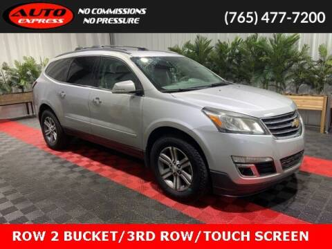 2016 Chevrolet Traverse for sale at Auto Express in Lafayette IN