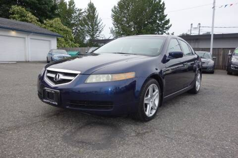 2004 Acura TL for sale at Leavitt Auto Sales and Used Car City in Everett WA