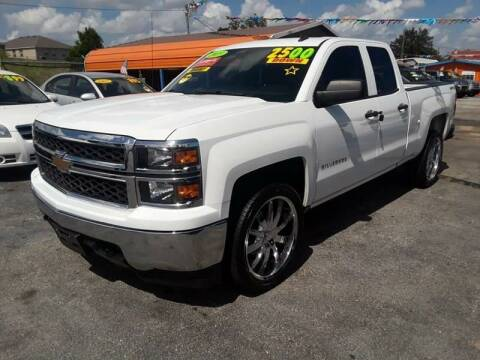 2014 Chevrolet Silverado 1500 for sale at GP Auto Connection Group in Haines City FL