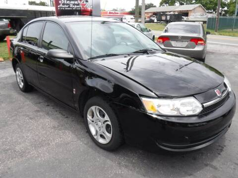 2004 Saturn Ion for sale at LEGACY MOTORS INC in New Port Richey FL