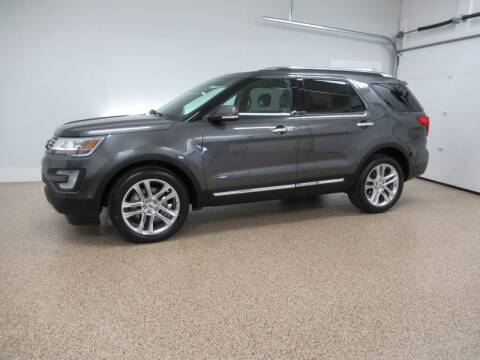 2016 Ford Explorer for sale at HTS Auto Sales in Hudsonville MI