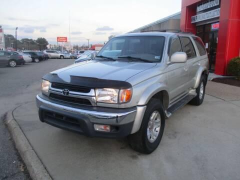 2001 Toyota 4Runner for sale at Premium Auto Collection in Chesapeake VA