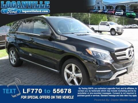 2016 Mercedes-Benz GLE for sale at Loganville Ford in Loganville GA