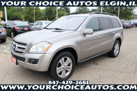 2008 Mercedes-Benz GL-Class for sale at Your Choice Autos - Elgin in Elgin IL