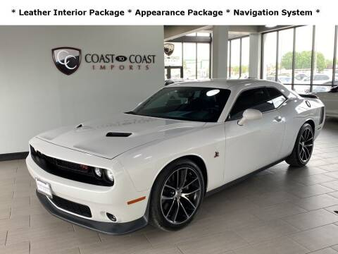 2015 Dodge Challenger for sale at Coast to Coast Imports in Fishers IN