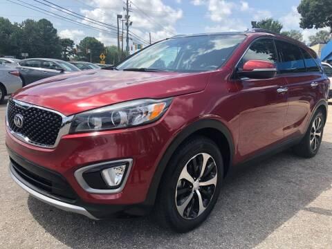 2017 Kia Sorento for sale at Capital Motors in Raleigh NC