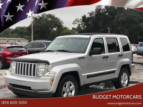 2010 Jeep Liberty for sale at Budget Motorcars in Tampa FL