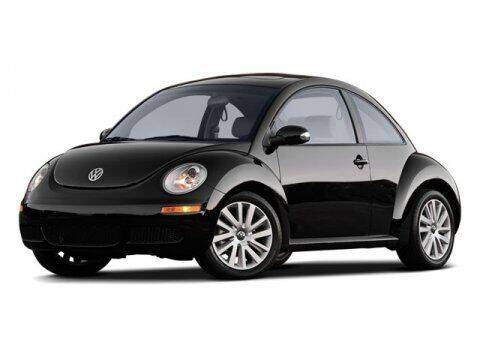 2009 Volkswagen New Beetle for sale at BEAMAN TOYOTA GMC BUICK in Nashville TN