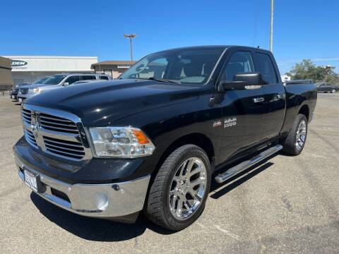 2014 RAM Ram Pickup 1500 for sale at Deruelle's Auto Sales in Shingle Springs CA