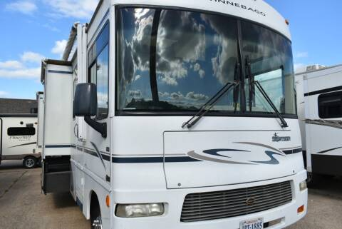 2006 Winnebago Sightseer 34A for sale at Buy Here Pay Here RV in Burleson TX