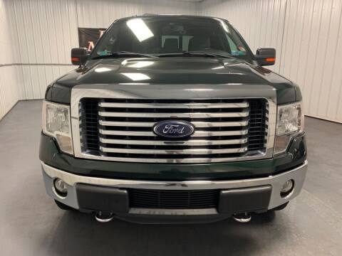 2012 Ford F-150 for sale at Elite Motors in Uniontown PA