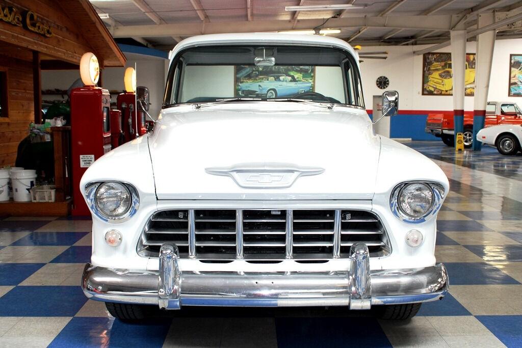 1955 Chevrolet 3100 12