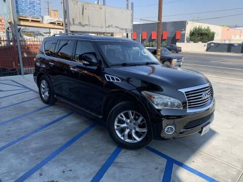 2011 Infiniti QX56 for sale at Hunter's Auto Inc in North Hollywood CA