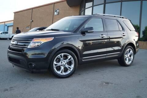 2014 Ford Explorer for sale at Next Ride Motors in Nashville TN