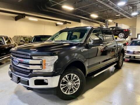 2019 Ford F-150 for sale at Motorgroup LLC in Scottsdale AZ
