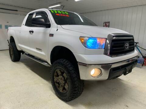2010 Toyota Tundra for sale at SMS Motorsports LLC in Cortland NY
