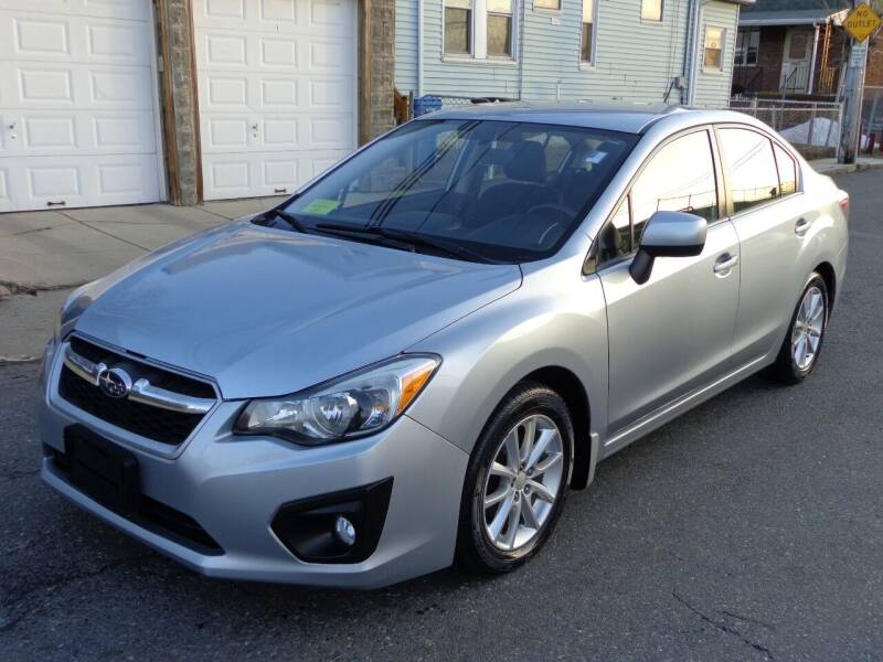 2014 Subaru Impreza for sale at Broadway Auto Sales in Somerville MA