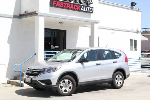2016 Honda CR-V for sale at Fastrack Auto Inc in Rosemead CA