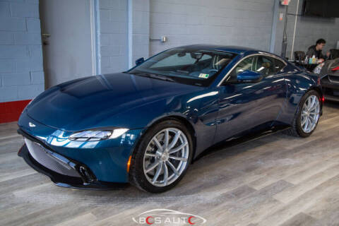 2019 Aston Martin Vantage for sale at The Car Store in Milford MA