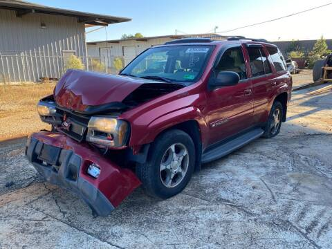 2004 Chevrolet TrailBlazer for sale at ASAP Car Parts in Charlotte NC