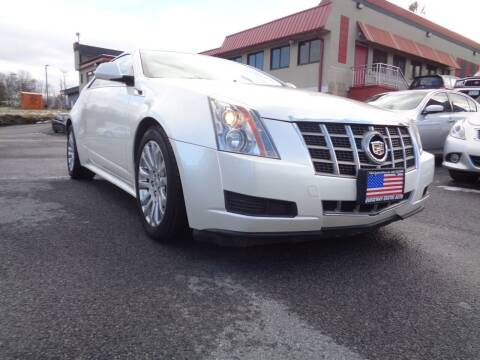 2012 Cadillac CTS for sale at Quickway Exotic Auto in Bloomingburg NY