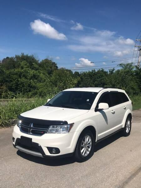 2017 Dodge Journey for sale at Dependable Motors in Lenoir City TN