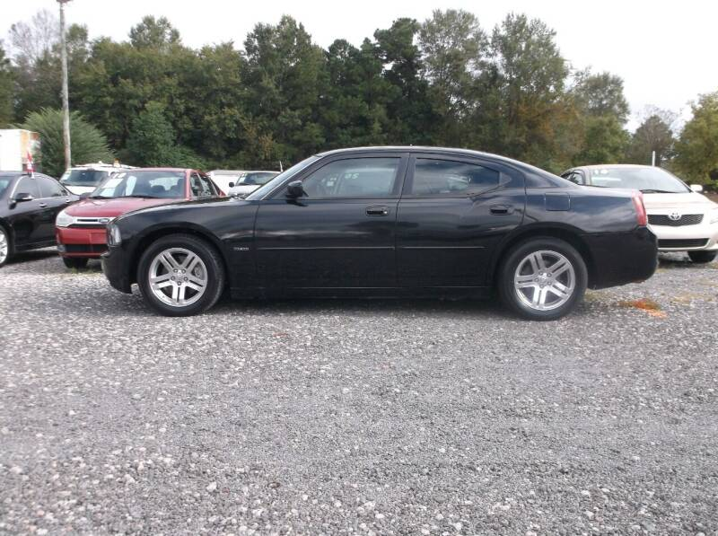 2006 Dodge Charger for sale at Car Check Auto Sales in Conway SC