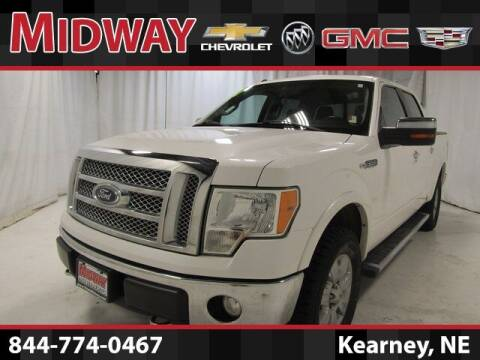 2010 Ford F-150 for sale at Midway Auto Outlet in Kearney NE