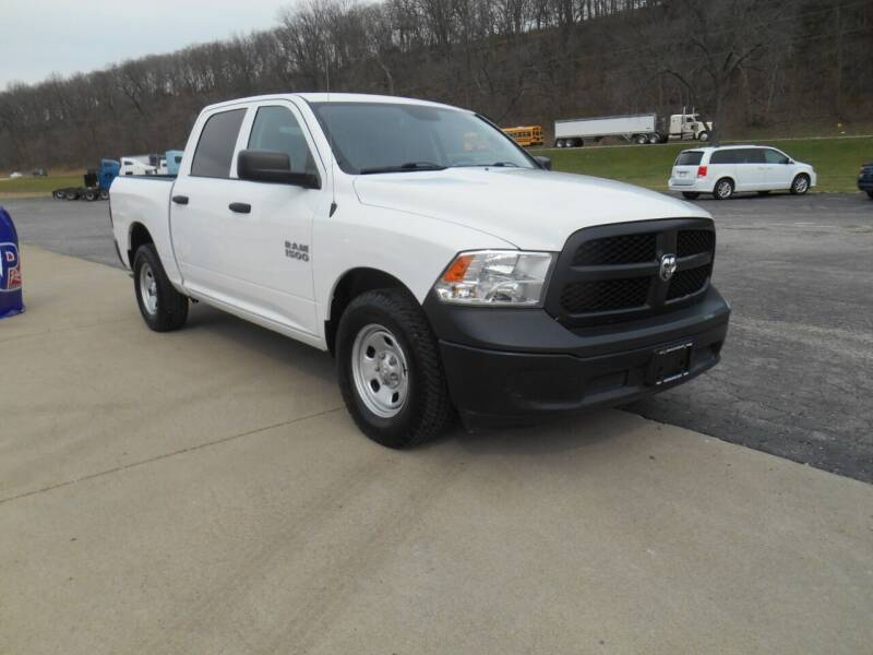 2016 RAM Ram Pickup 1500 for sale at Maczuk Automotive Group in Hermann MO