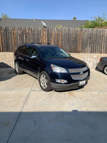 2012 Chevrolet Traverse for sale at Guarantee Auto Group in Atascadero CA
