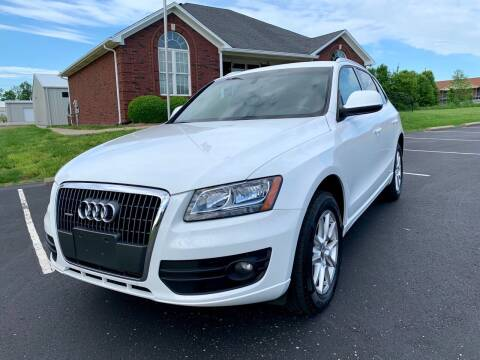 2011 Audi Q5 for sale at HillView Motors in Shepherdsville KY