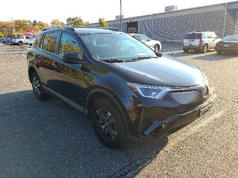 2017 Toyota RAV4 for sale at BETTER BUYS AUTO INC in East Windsor CT