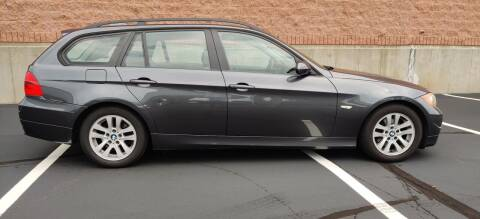 2007 BMW 3 Series for sale at Auto Wholesalers in Saint Louis MO