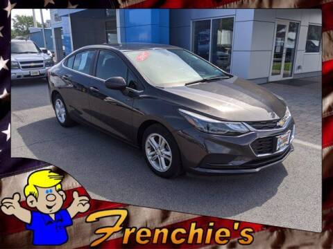 2017 Chevrolet Cruze for sale at Frenchie's Chevrolet and Selects in Massena NY