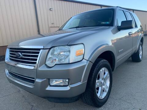 2008 Ford Explorer for sale at Prime Auto Sales in Uniontown OH