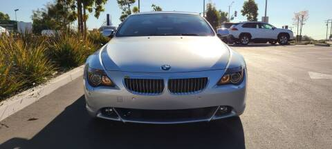 2006 BMW 6 Series for sale at International Motors in San Pedro CA