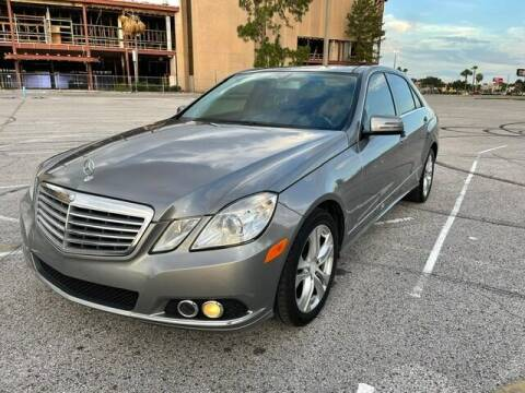 2011 Mercedes-Benz E-Class for sale at Royal Auto Mart in Tampa FL