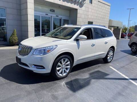 2015 Buick Enclave for sale at Cappellino Cadillac in Williamsville NY