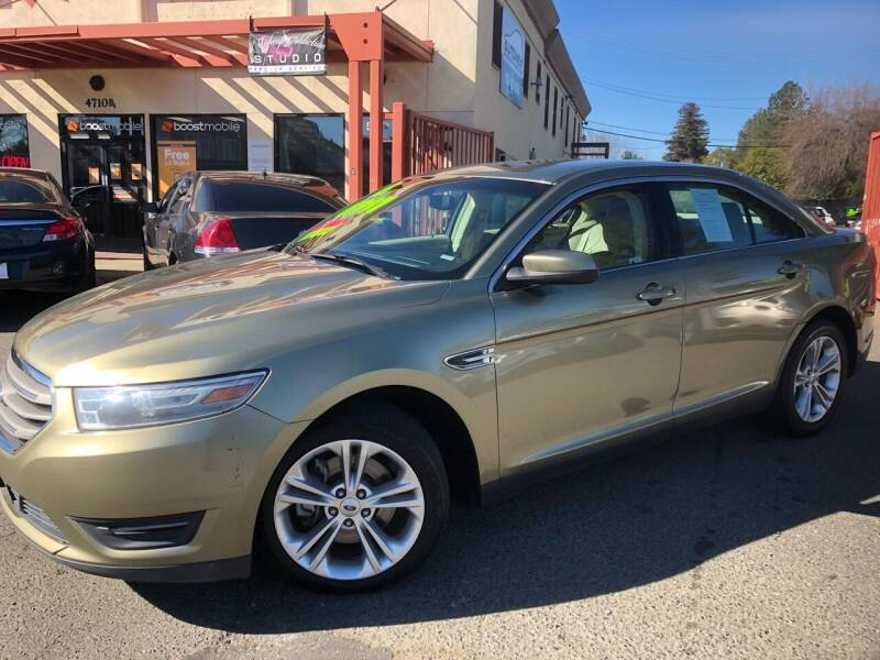 2013 Ford Taurus for sale at AUTOMEX in Sacramento CA