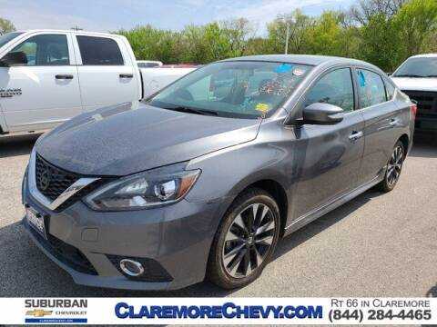 2019 Nissan Sentra for sale at Suburban Chevrolet in Claremore OK