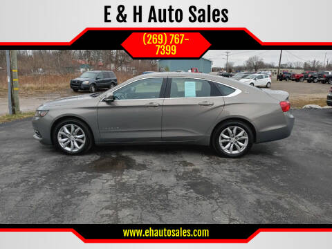 2019 Chevrolet Impala for sale at E & H Auto Sales in South Haven MI