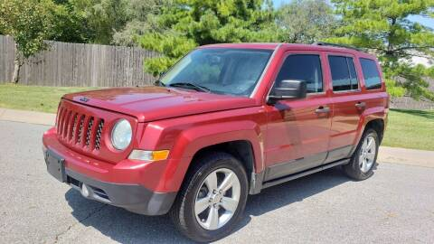 2014 Jeep Patriot for sale at Nationwide Auto in Merriam KS