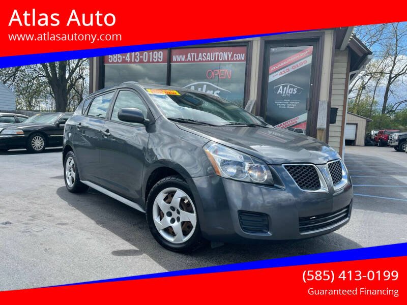 2009 Pontiac Vibe for sale in Rochester, NY