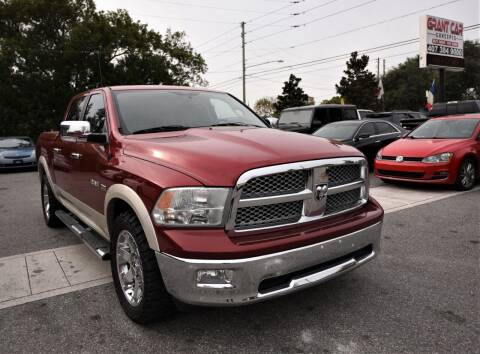 2010 Dodge Ram Pickup 1500 for sale at Grant Car Concepts in Orlando FL