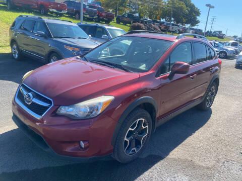 2013 Subaru XV Crosstrek for sale at Ball Pre-owned Auto in Terra Alta WV