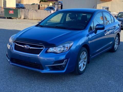 2015 Subaru Impreza for sale at MAGIC AUTO SALES - Magic Auto Prestige in South Hackensack NJ